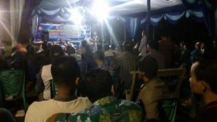 Reses Anggota DPRD Kota Pekanbaru, Heri Setiawan - Fraksi Demokrat
