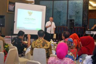Ramah Tamah Plt Gubri dengan anggota DPRD Prov Riau