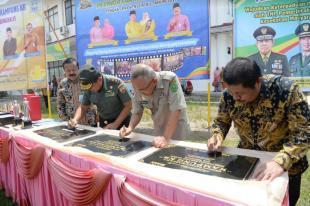 Peringatan Harganas XXIV Tingkat Provinsi Riau Tahun 2017