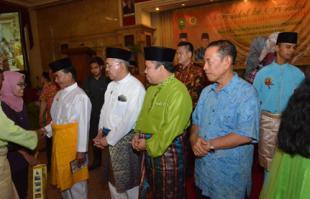 Halal Bi Halal Masyarakat Riau di Jakarta