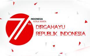 DIRGAHAYU REPUBLIK INDONESIA KE 71