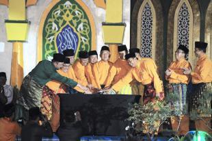 Pembukaan MTQ Provinsi Riau Ke-XXXV Tahun 2016
