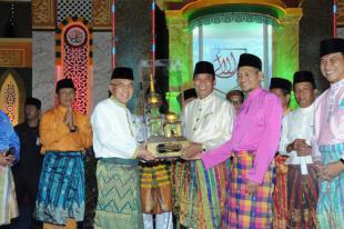 Penutupan MTQ Provinsi Riau Ke- XXXV Tahun 2016