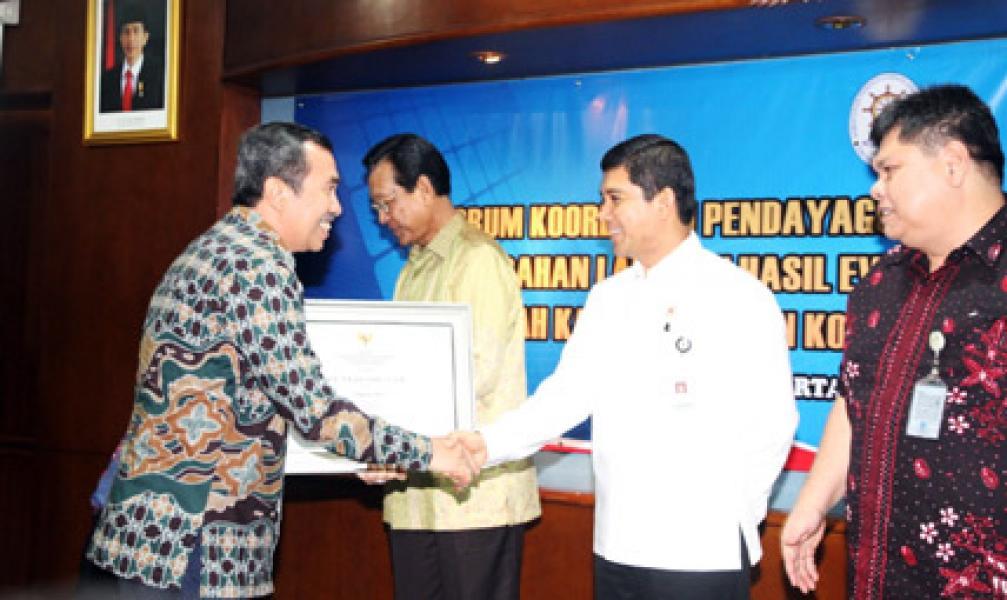Akuntabilitas Kinerja Siak Raih Peringkat B, Daerah Paling Siap Hadapi MEA di Riau