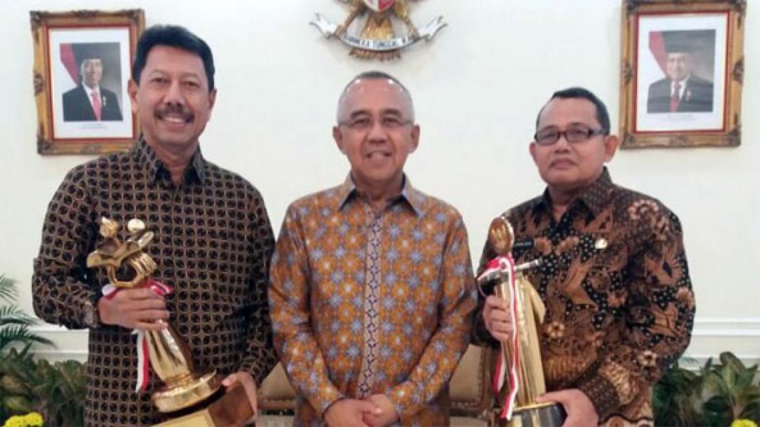 Ketiga Kalinya Riau Terima Penghargaan WTN