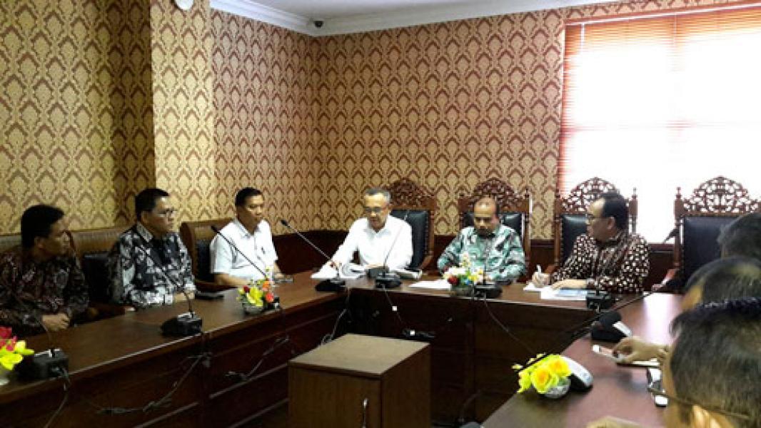 Menteri PPN/Bappenas Minta Pemprov Riau Siapkan Jejaring Pekansikawan