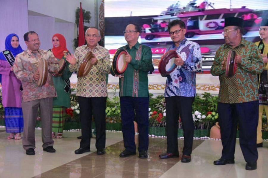 Angkat 'Inovasi Pangan dan Energi' Riau Tuan Rumah Hakteknas Ke-23