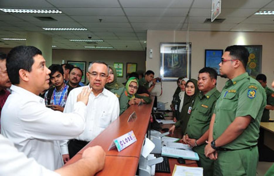 Menteri Mempan-RB Apresiasi Seleksi Esselon II Riau