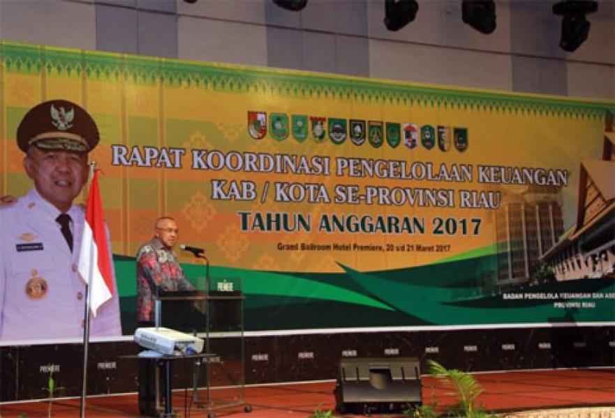 Pemprov Riau Lakukan Penertiban Aset