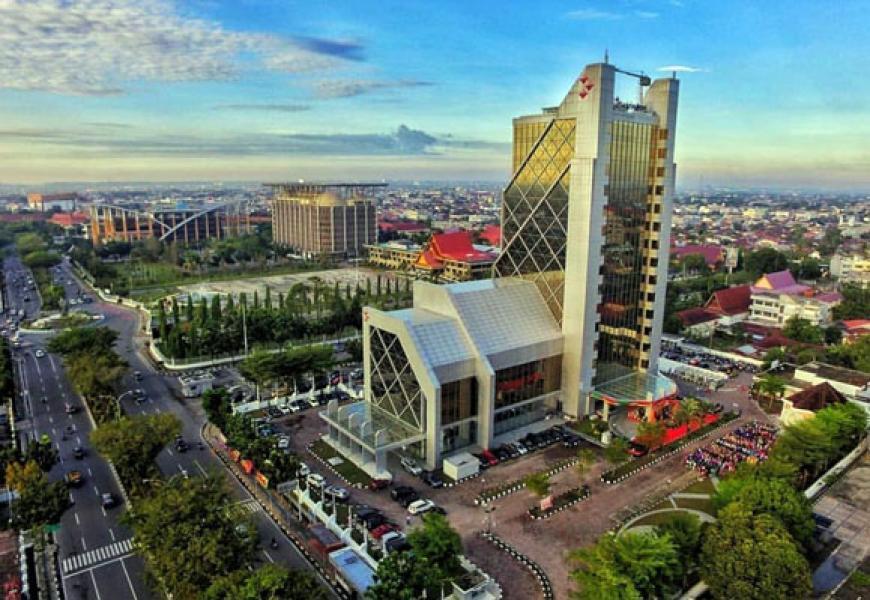 Bank Riau Kepri Peringkat 6 Terbaik se Indonesia