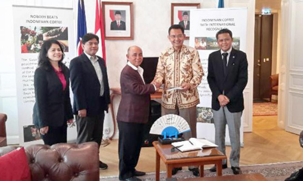 Indonesia-Swedia Jajaki Pembangunan Innovation and Cultural Cooperation Center di Kawasan Tekhnopolitan Pelalawan