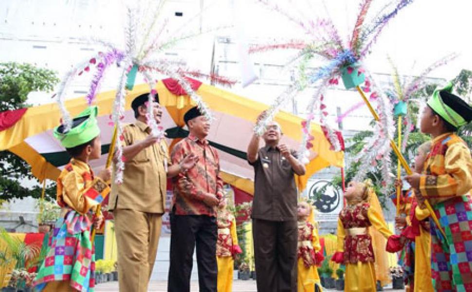 Pj Bupati Buka Festival dan Kreatifitas Anak PAUD