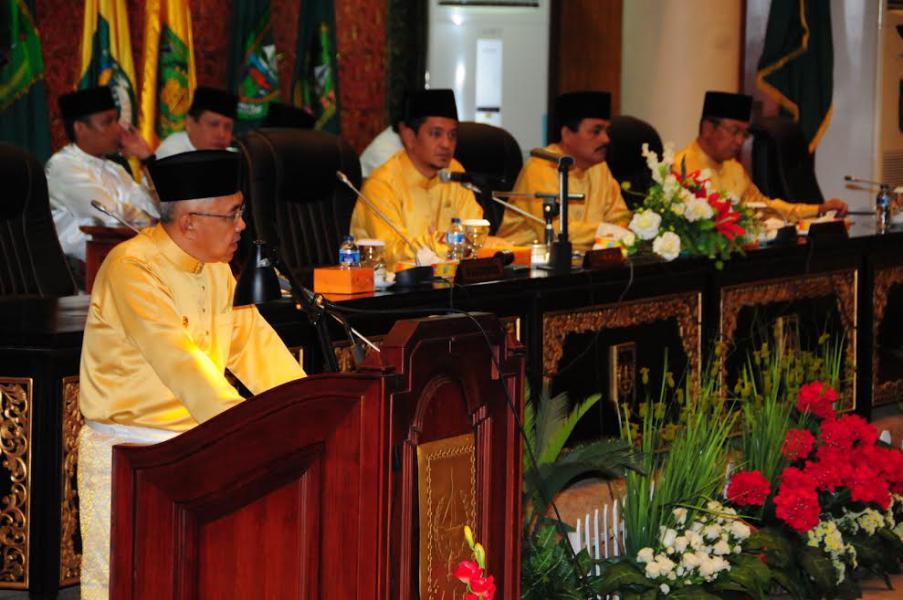 Memaknai 59 Tahun Provinsi Riau, Wujudkan Visi Riau 2020