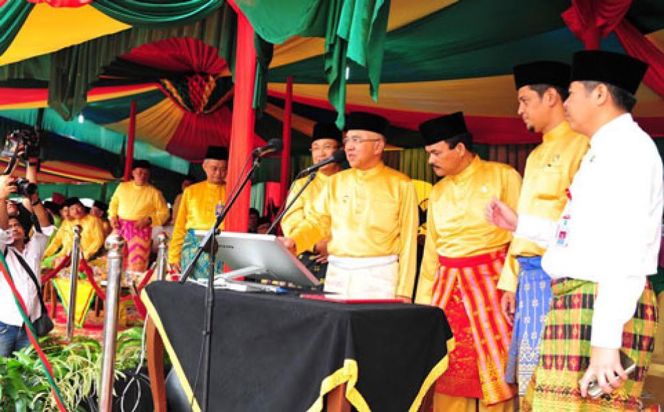 Riau Go IT Dalam HUT Riau ke 59