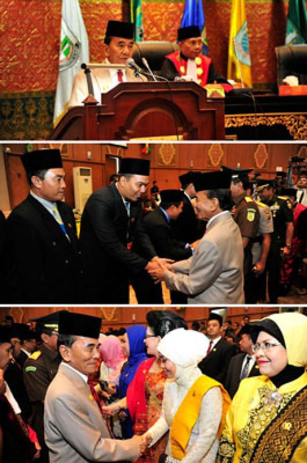 Harapan Gubri kepada 65 Anggota DPRD Riau Periode 2014-2019