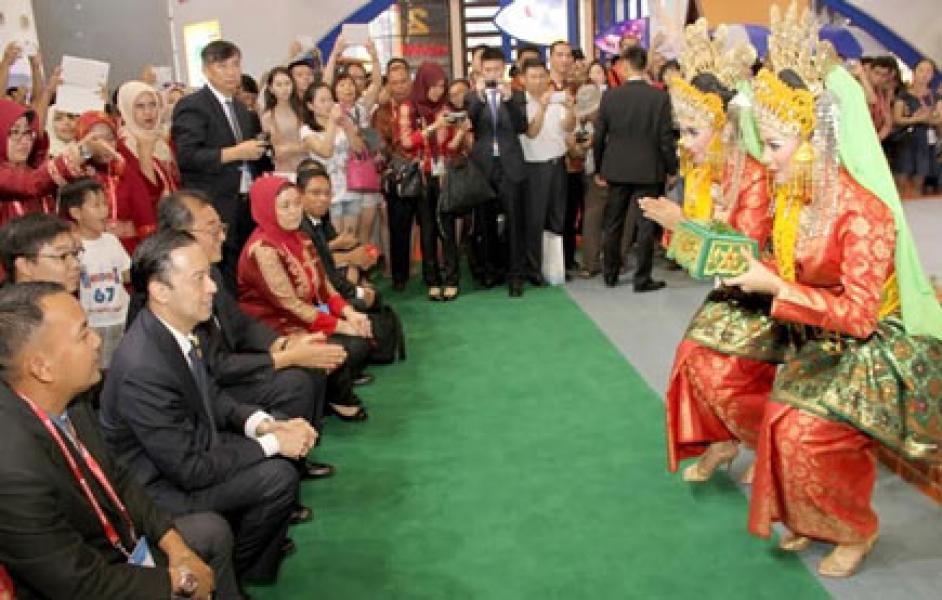 Riau Wakili Indonesia pada The 12th China Asean Expo
