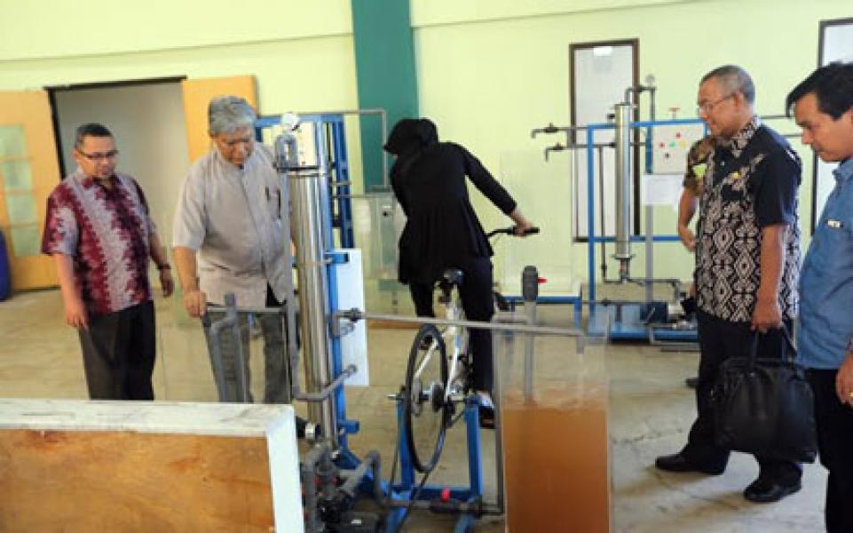 Solusi Pengadaan Air Bersih, Pj Bupati Gandeng BPPT