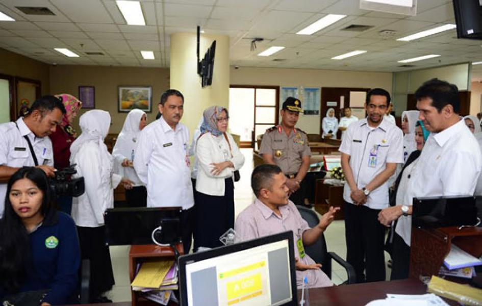 Menpan-RB: Riau Jadi Percontohan Pelayanan Elektronik se Indonesia
