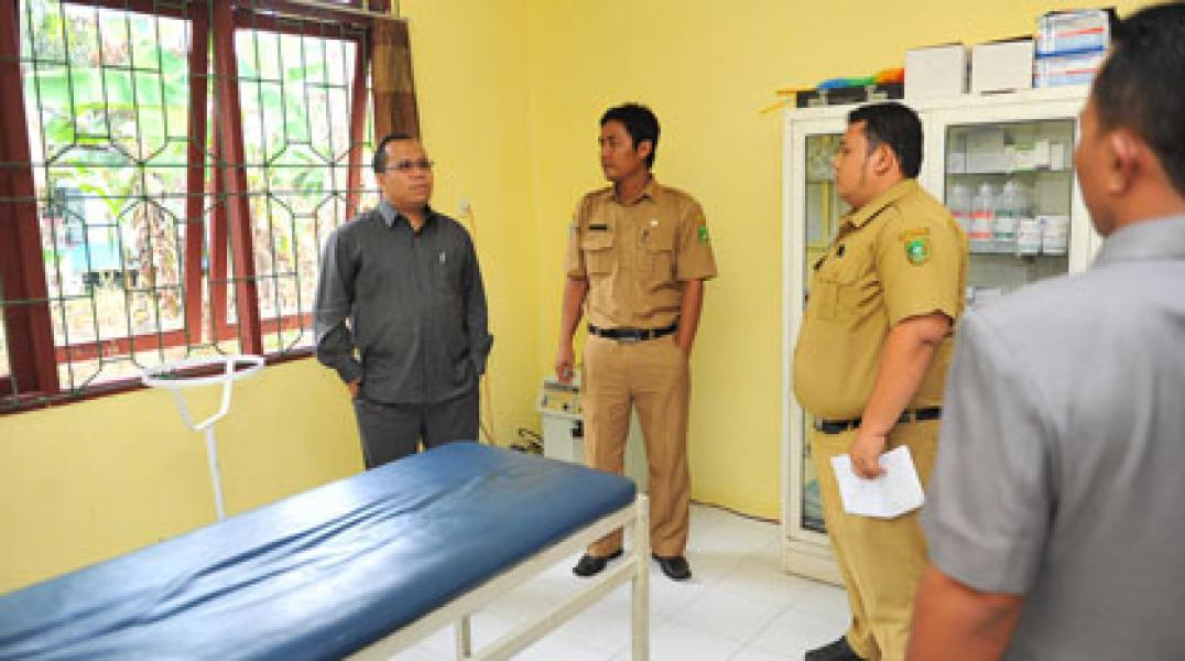 Pemkab Meranti Maksimalkan Pelayanan Kesehatan