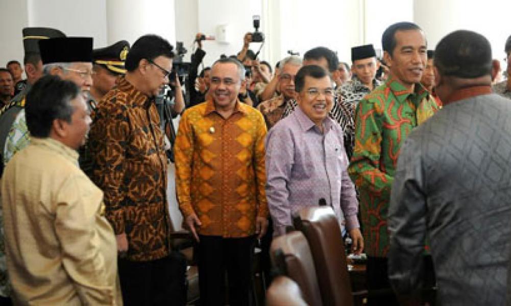 Korupsi, Gubernur Siap Dihukum Mati