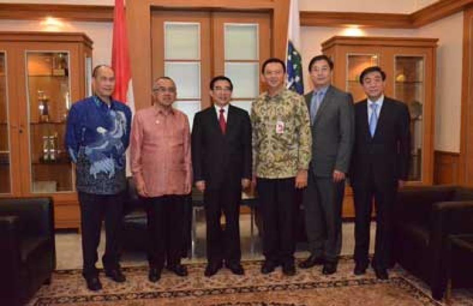 Plt Gubri Bersama Ahok Promosikan Riau