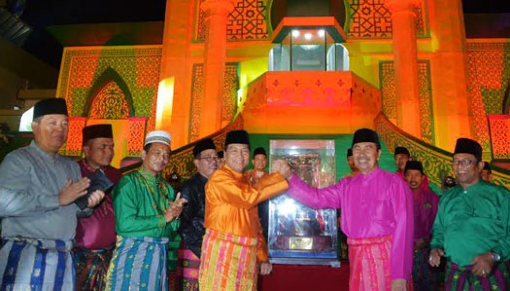 MTQ Propinsi Riau XXXIV Tahun 2015 Resmi Ditutup