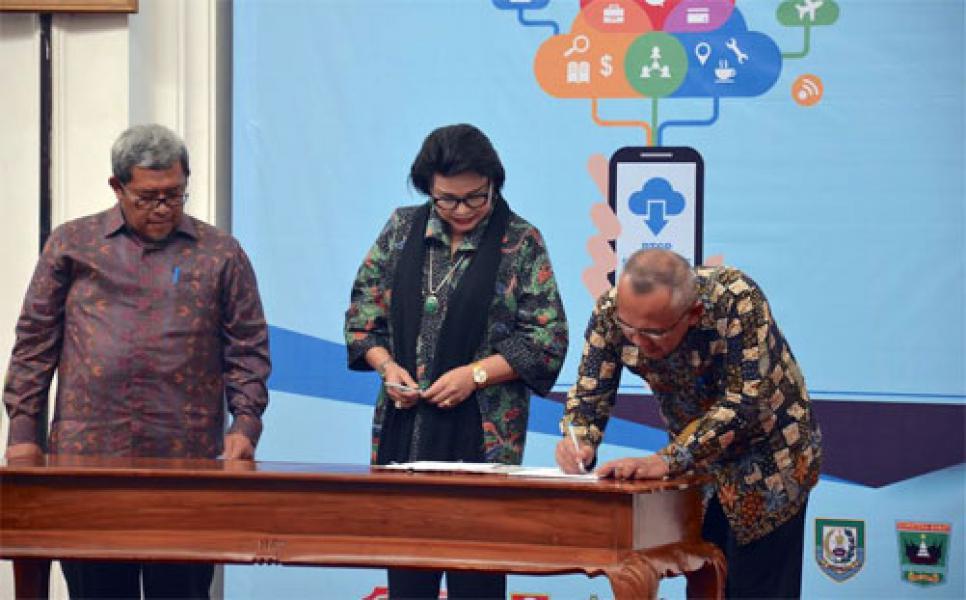 KPK Dorong 17 Provinsi Manfaatkan Aplikasi E-Government
