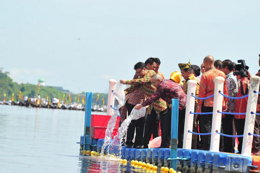 Pemprov Kembangkan Potensi Perikanan dan Kelautan Riau Jadi Sektor Primadona