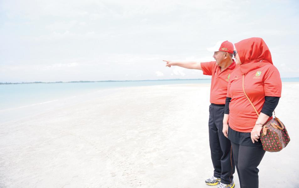 Perlunya Dukungan Infrastruktur Untuk Riau Menyapa Dunia