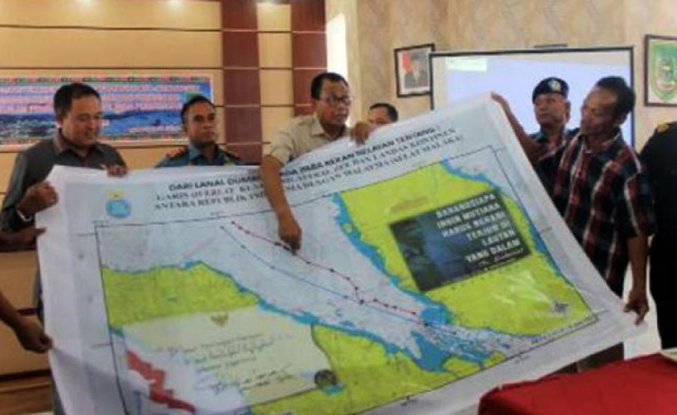 Pemkab Rohil Terus Galakkan Pembangunan Wilayah Perbatasan