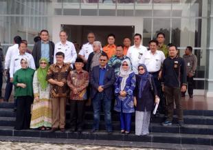 Kunker Spesifik Komisi V DPR RI ke Kabupaten Pelalawan