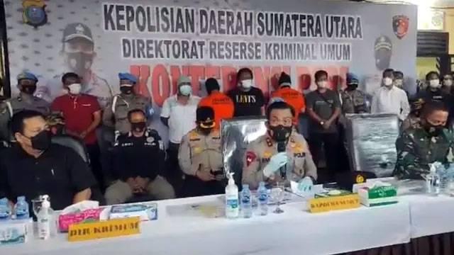 Amankan Dua Pelaku, Polda Sumut Ungkap Motif Penembakan Wartawan Siantar
