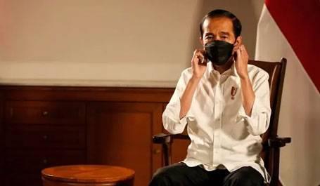 Kasus Covid-19 Melonjak, Jokowi Tolak Opsi PSBB dan Lockdown