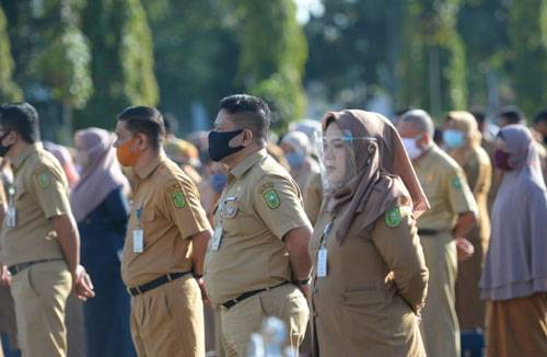 Pendaftaran CPNS dan PPPK Pemprov Riau Resmi Dibuka 30 Juni 2021