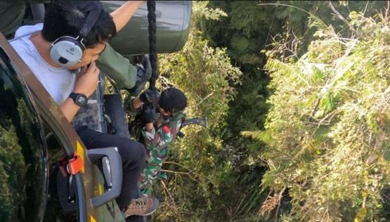 Prajurit TNI Koopsgabssus Tembak Mati Dua Orang Kelompok Teroris MIT Poso