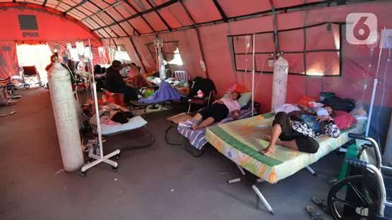 Jawa Barat Terbanyak, Covid-19 RI Tambah 49.071 Kasus per 23 Juli 2021