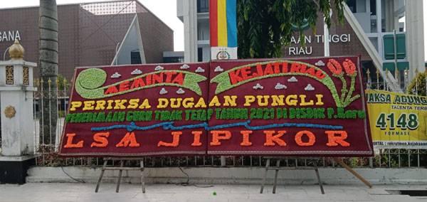 Jipikor Minta Kajati Riau Usut Dugaan Pungli di Disdik Kota Pekanbaru