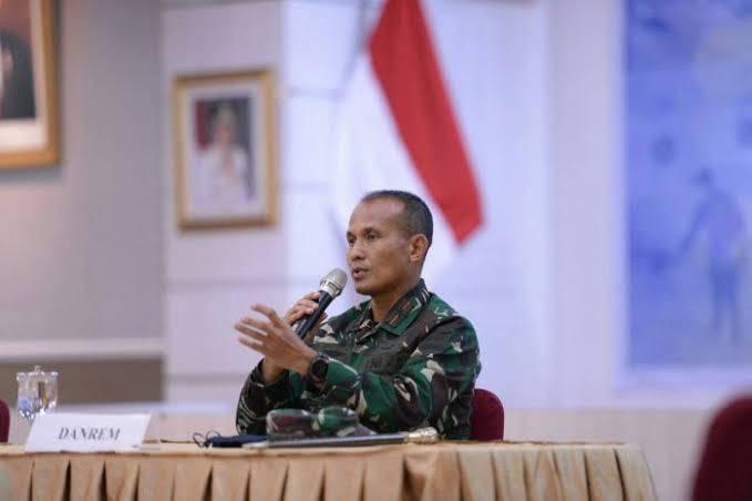 Riau Tidak PPKM Darurat, Danrem 031/WB Himbau Masyarakat Tetap Waspada dan Tegakan Prokes