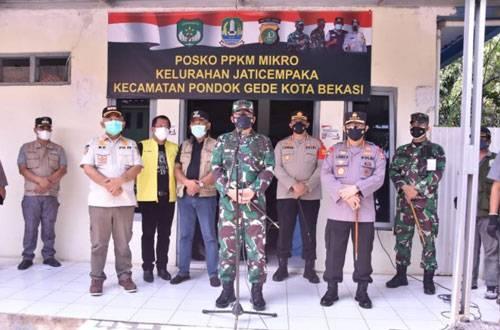Panglima TNI: Nakes Adalah Kesatria Negara Untuk Lindungi Masyarakat dari Ancaman Covid-19