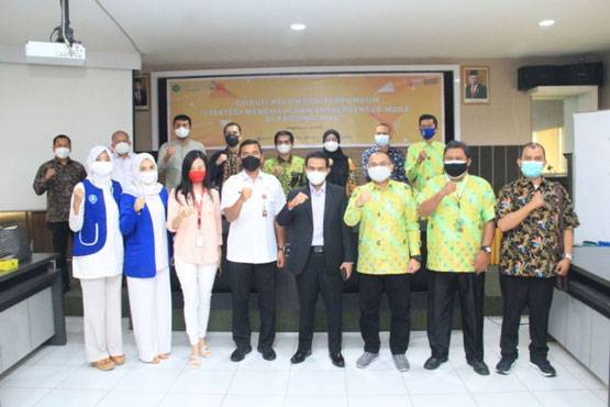 Unilak Bersama Dispora Riau Dan Dunia Usaha Dorong Lahirnya Wirausaha Muda