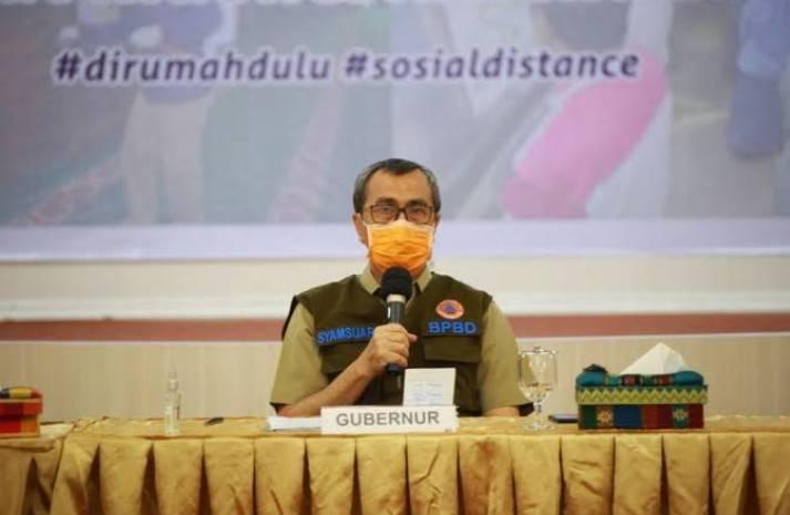 Gubri Syamsuar: Riau Tidak Terrmasuk Dalam PPKM Darurat