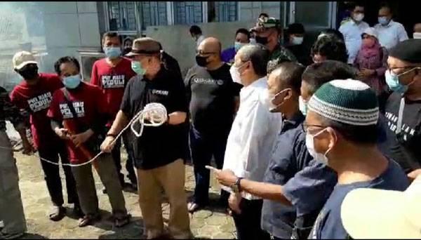 PWI Riau Gelar Kurban dan Umumkan Pemenang LKTJ 2021