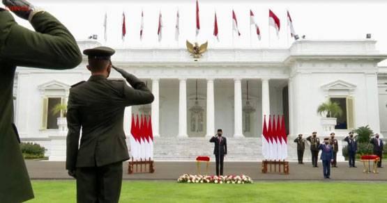Panglima TNI: Perwira Adalah Mercusuar Dalam Sikap dan Tindakan