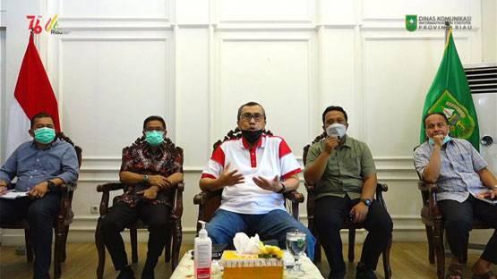 Vidcon Bersama Investor, Gubri Paparkan Potensi Riau