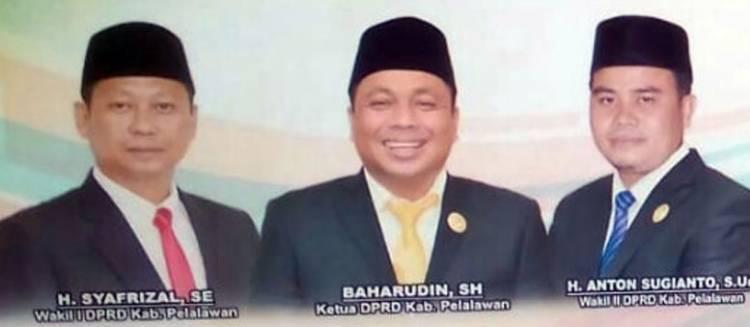 Pasca Pelantikan Pejabat Eselon 3 dan 4 Pemkab Pelalawan, Pimpinan DPRD Angkat Bicara