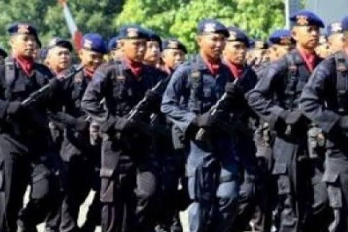 Polda Riau Tugaskan 30 Personel Brimob Kawal Atlet Riau di PON XX Papua