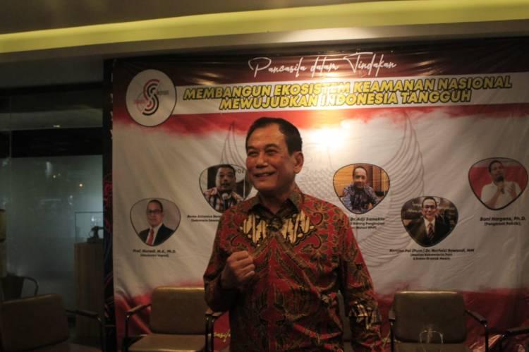 Nurfaizi : Indonesia Dengan Pancasila, Itu Warisan Berharga, Tak Ternilai Harganya