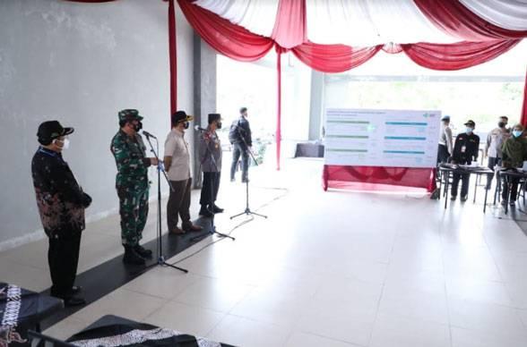 Panglima TNI: Masyarakat Terkonfirmasi Positif Covid-19 Agar Melaksanakan Isoter