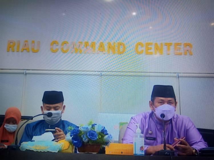 Pemprov Riau Siapkan Satgas dan Fasilitas Untuk Pemulangan WNI Dari Malaysia