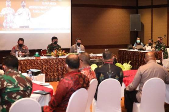 Panglima TNI: Keberhasilan Penanganan Covid-19 dan PON XX di Papua Menjadi Kebanggaan Rakyat Indonesia